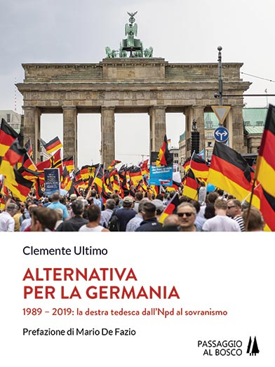 copertina di alternativa per la Germania